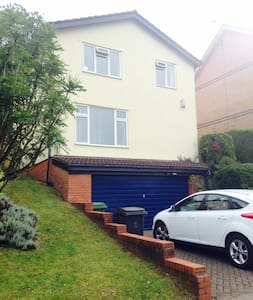 Boutique Double Room & Breakfast - Tongwynlais - House