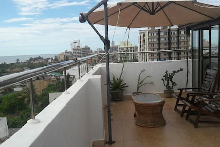 Your own STUNNING Sea View 2BRM Apt - Pis
