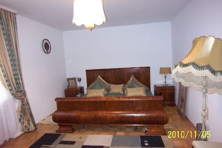 near Rhein River, 5min to train - Bungalow