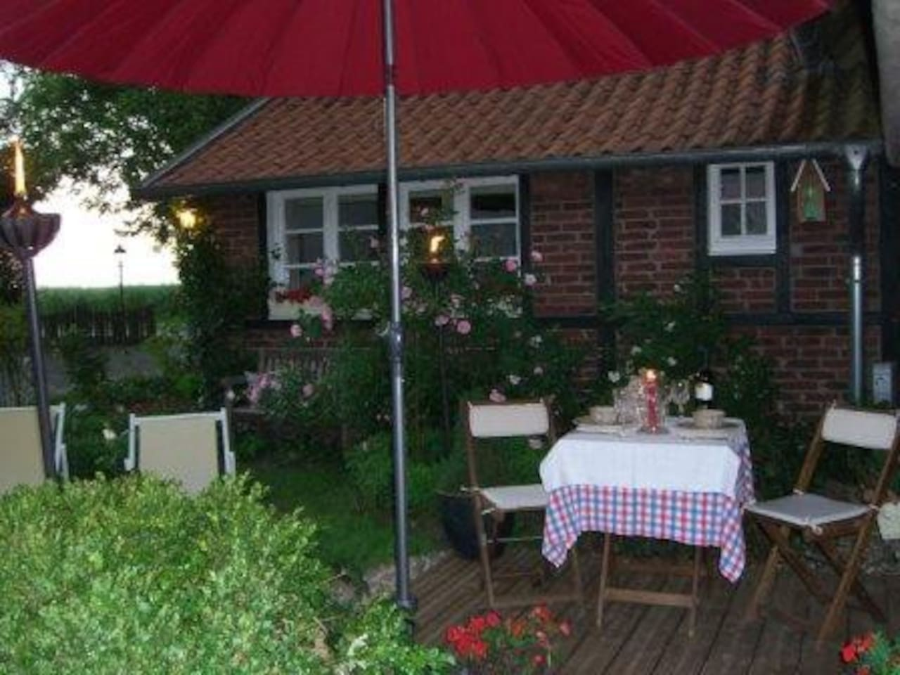 "Das alte Landhaus ""Am Dahlberg"" - Bed & Breakfasts te Huur in ..."
