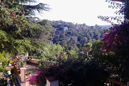Habitaciones  La Floresta-Barcelona - Sant Cugat del Vallès - Casa
