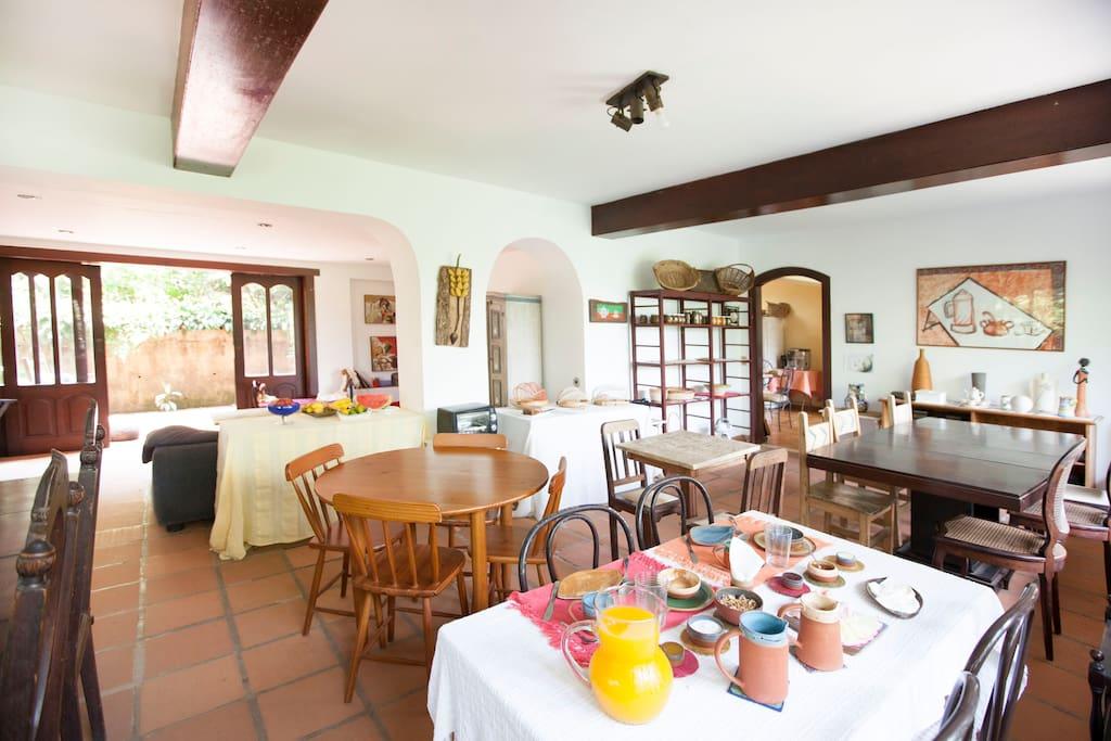 Beautiful house in Santa Teresa Rio