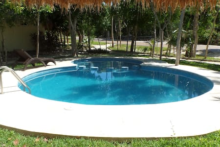 FULL EQUIPPED STUDIO (1 BEDROOM) MA - PUERTO MORELOS - Apartment
