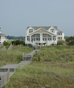Luxury oceanfront 5 BR beach home - Casa