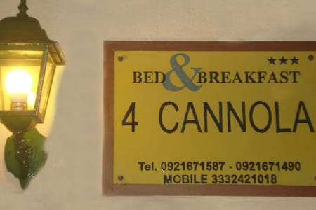 Bed & Breakfast 4 Cannola