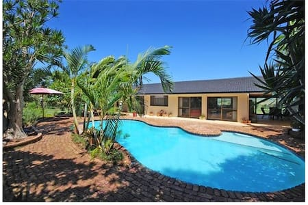 Country retreat close to Byron Bay. - Ewingsdale - Apartment