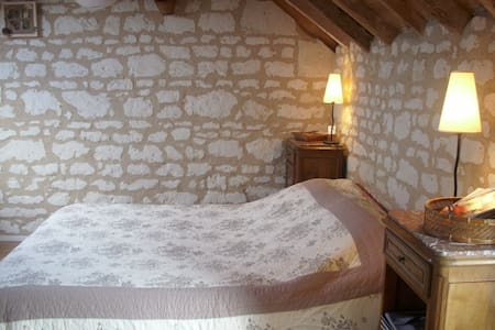 Chambres d'hotes les caves - Bed & Breakfast