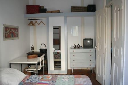 Your room in the city center