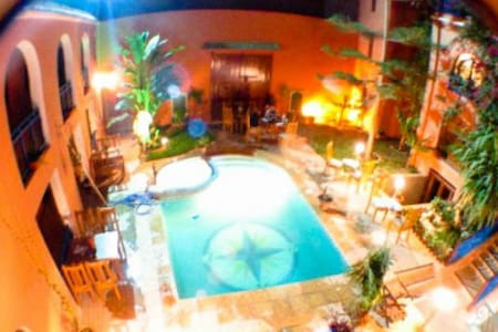 Private En-suit Double Room at Riad