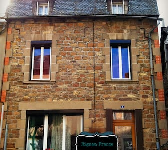 Cozy Townhouse in Village Center - Rignac - Townhouse