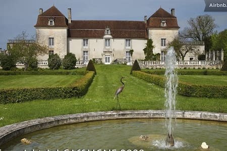 A beautiful castle in the Perigord  - Bed & Breakfast