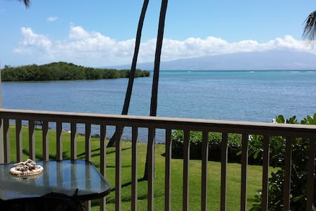 Ocean Front 1/1, on the Island of Moloka'i - Kaunakakai - Appartement
