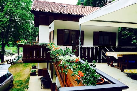 Lake view holiday house, Casa Ghiro - Haus