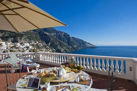 Your hilltop oasis in Positano  -1 - Positano