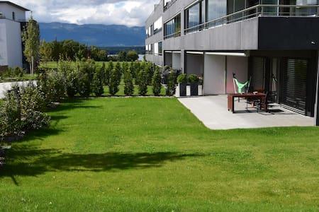 Beautiful room in Collonge, Geneva - Collonge-Bellerive - Apartment