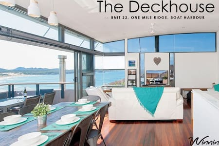The Deckhouse at One Mile - Reihenhaus