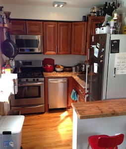 Sunny Petworth Apartment - Washington - Apartment