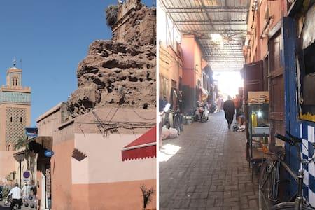 suite junior Asiatique  - Marrakesh - Apartment