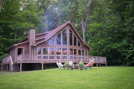Buck`s Branch - 123 Aspen Knoll - House