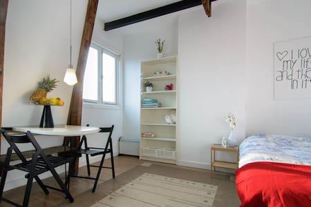NEW! cozy Amsterdam studio for two