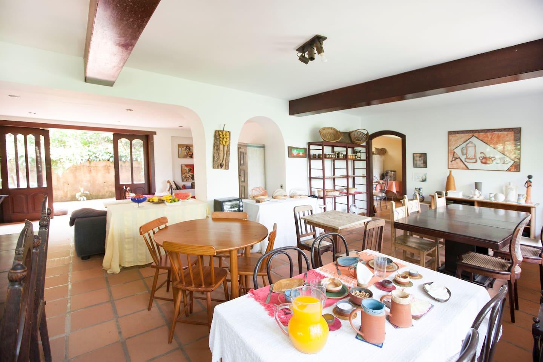 Cozy home in Santa Teresa Rio