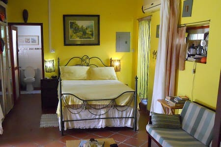 """The Mango""Cottage Studio - Bridgetown - Apartment"