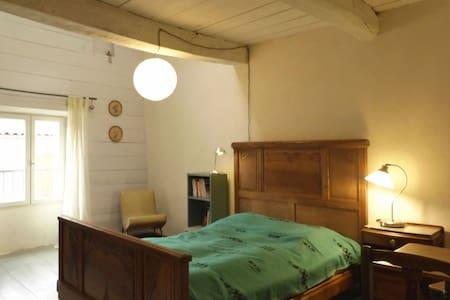Au coeur d'un village en Provence - Estoublon - Townhouse