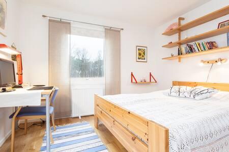 Private room in Båstad near the sea - Casa