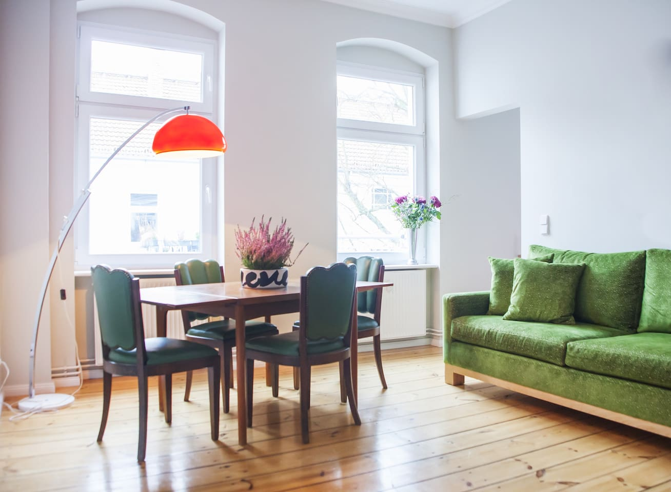 Guest Apartment near Viktoriapark