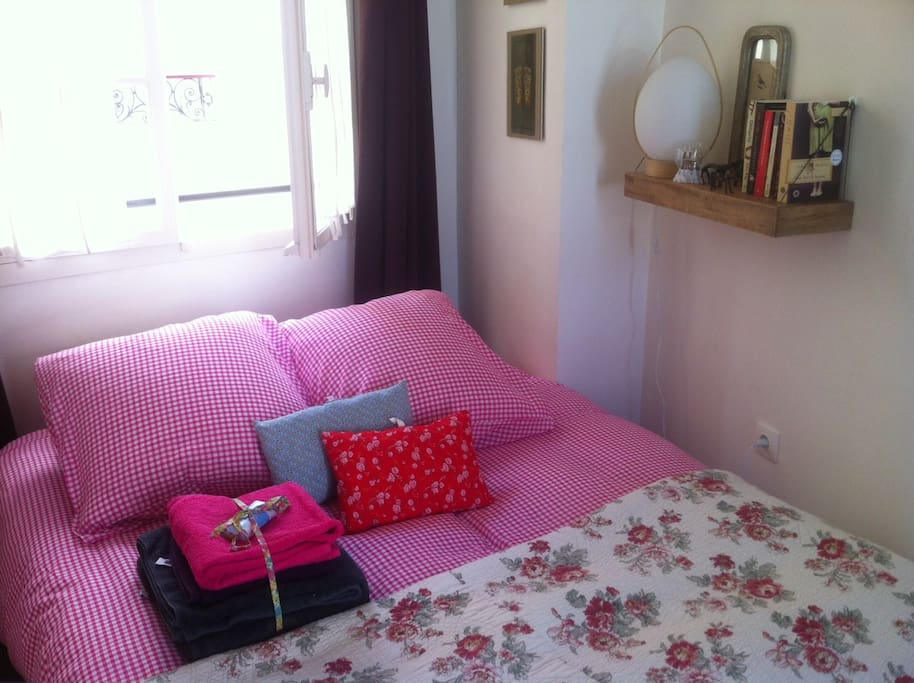 linen and towels are included in the price