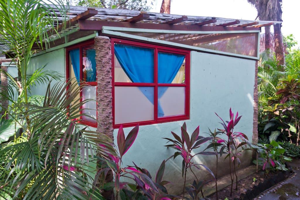 Paraiso Yoga Bungalows in Sayulita