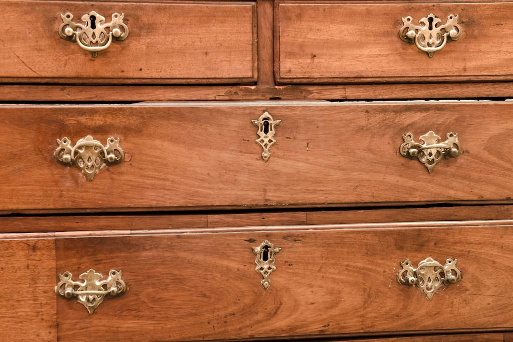 Antique bachelor chest bedroom 3