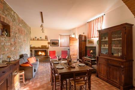 Casa San Piero Rental in Chianti - Castelnuovo Berardenga