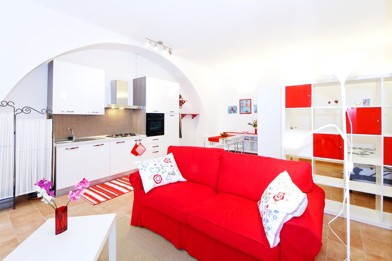 Cozy studio in Ortigia ALBA DOMUS