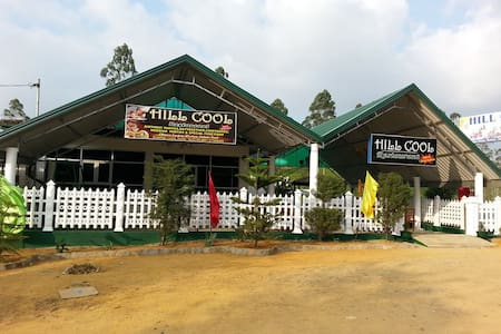 Hill Cool Hotel &  Restaurant - Bed & Breakfast
