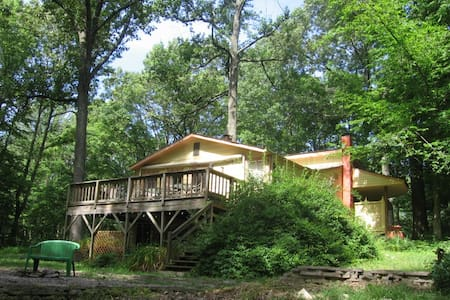 Wild Grace Retreat - Nashville - Casa