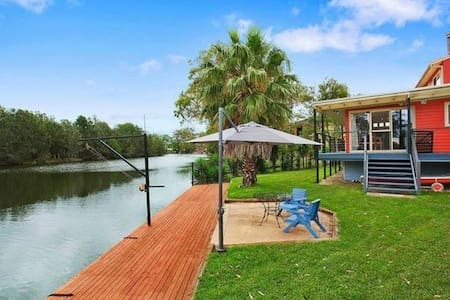 Oasis in Chittaway Point, Waterfront Home - Chittaway Point - Casa