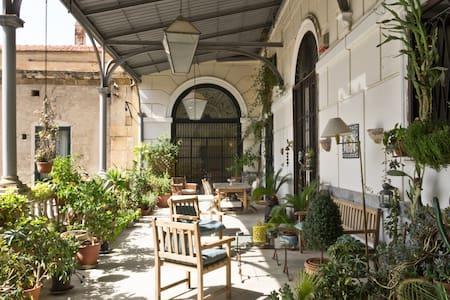 Palazzo Cattolica Art-Apartment - Palermo - Flat