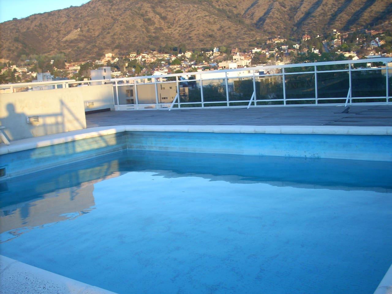 Centric Apartment in Carlos Paz