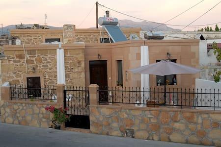 Aphrodite house 3 min to the beach & 10 to Lindos - Rodos - Dom