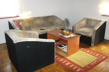 Clean room at Sombor - Apartment