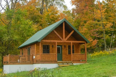 Antler Ridge Cabin, Southeast Ohio - Stockport - Cabaña