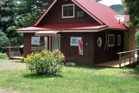 Adirondack Views Chalet - Upper Jay