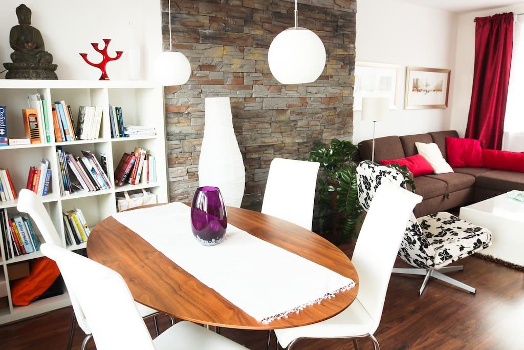 dining romm/living room