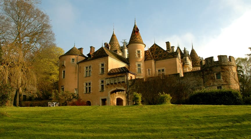 Suite St. Augustin, inspirational.. - Castle