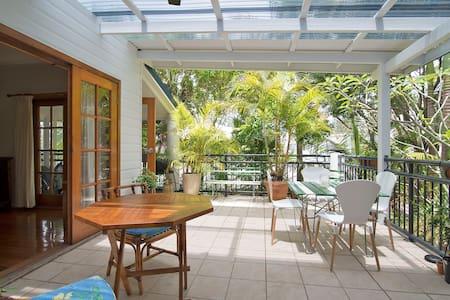 Light Cool Beach Holiday Apartment - Lägenhet