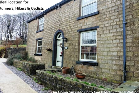 Kebbs Cottage, Darwen, Lancashire, North West UK - Cabanya