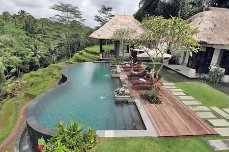Villa Amrita Ubud -Three Bedrooms