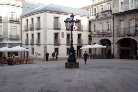Cuco Apartamento en Casco Antiguo - Vigo