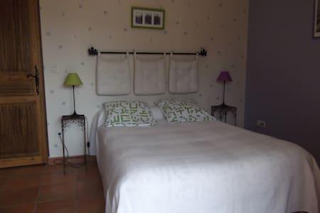 Chambre d'hôtes lavandine 2 pers. - Saint-Maximin-la-Sainte-Baume